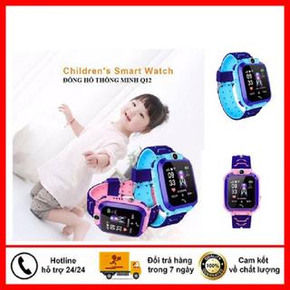 Đồng hồ thông minh cho bé - có thể nghe gọi định vị có camera - đồng hồ thông minh trẻ em - đồng hồ thông minh A28 thumbnail