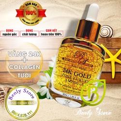 Tinh chất Gold làm trắng và ngăn ngừa mụn [Made In KOREA]