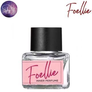 Nước hoa vùng kín hương trái cây ngọt ngào Foellie Eau De Innerb Perfume 5ml - Fleur (chai màu hồng)