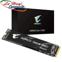 SSD Gigabyte AORUS 500GB M.2 2280 NVMe PCI-Express 4.0 x4