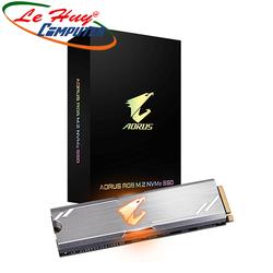 SSD Gigabyte AORUS RGB 256GB PCIe NVMe Gen 3.0 x 4