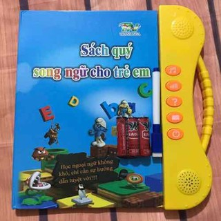 Sách Quý Song Ngữ Cho Trẻ Em [ĐƯỢC KIỂM HÀNG] - 37215977 thumbnail