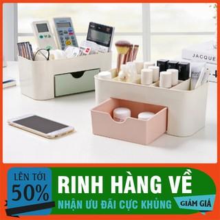 Khay đựng mỹ phẩm nhiều ngăn giá rẻ - Khay đựng mỹ phẩm. - HDMPN-1 thumbnail