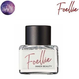 Nước hoa vùng kín hương hoa nhẹ nhàng Foellie Eau De Innerb Perfume 5ml - Bon Bon (chai màu trắng)