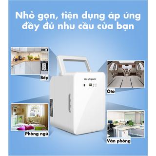 Tủ lạnh tủ lạnh 10L hiển thị nhiệt độ - Tủ lạnh tủ lạnh 10L hiển thị nhiệt độ thumbnail