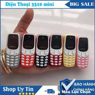 Điện thoại phổ thông - Điện Thoại Mini 3310 -1 thumbnail