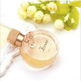 Nước hoa nữ cao cấp chính hãng Paris Lover EAU DE TOILETTE hương thơm bay bổng, nhẹ nhàng từ nước Pháp, mùi thơm ngọt ngào, dạng xịt, nhỏ gọn bỏ túi được, nước hoa nữ thơm lâu dịu nhẹ quyến rũ nam giá rẻ 50m PN007 - PN007 thumbnail