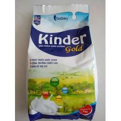Sữa bột nguyên kem có đường Vitadairy Kinder Gold 1kg