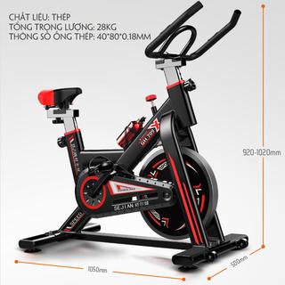 Xe đạp tập thể dục đa năng, xe đạp tập tại nhà mẫu mới nhất - xedap3 thumbnail