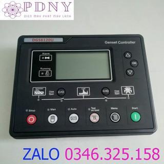 Board điều khiển máy phát điện 6120 - B6120 thumbnail