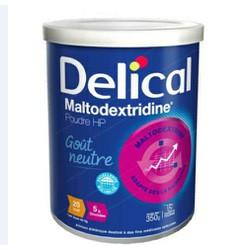 sữa bột Delical Maltodextrine lọ 350g của Pháp hạn 6/2021 dành cho trẻ biếng ăn, người gầy ốm yếu, người sau phẫu thuật