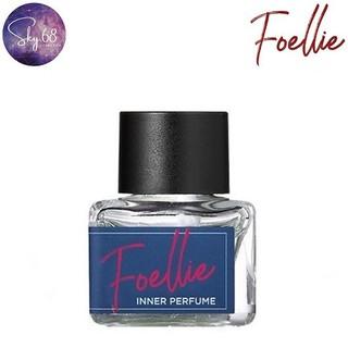 Nước hoa vùng kín hương biển thơm mát Foellie Eau De Innerb Perfume 5ml - Vogue (chai màu xanh)