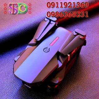 Flycam E88 PRo Trang Bị Camera Kép 4K Bay 18-20p [Tặng Túi Vải Xách Tay] [ĐƯỢC KIỂM HÀNG] - SHOPBAN886VN thumbnail