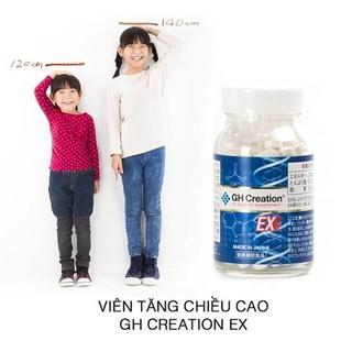 nội địa Nhật - Viên uống tăng chiều cao GH-Creation 270 viên - 3076 thumbnail