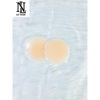 Miếng dán ti silicon tàng hình, siêu mỏng- siêu đẹp thời trang dành cho nữ- LN020- Lê Ngọc Fashion - Miếng dán tàng hình thumbnail