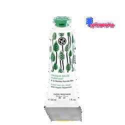 Mặt Nạ Gel Yves Rocher Thanh Lọc Với Bạc Hà Hữu Cơ Purifying Gel Mask with Organic Peppermint 30ml Topcosmetics