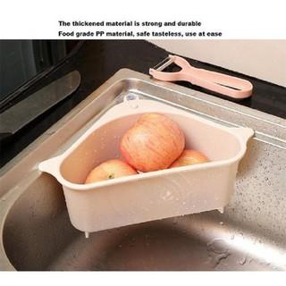 Phễu Lọc Rác Bồn Rửa Bát Thông Minh - PHỄU LỌC RÁC HÌNH TAM GIÁC thumbnail