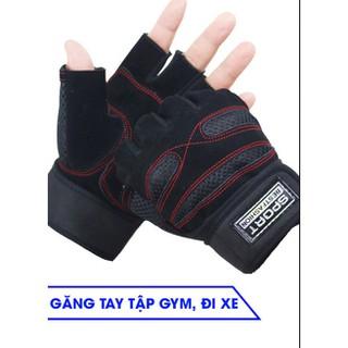 Găng tay tập GYM, găng tay tập tạ, xe máy Sport BeastFashion cho nam và nữ - SENDO101 2