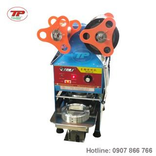(Tặng kèm cuộn keo 130k) Máy ép miệng ly, cốc bán tự động Eton A9 - EBTP01 - EBTP01 thumbnail