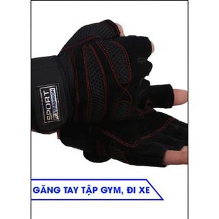 Găng tay tập GYM, găng tay tập tạ, xe máy Sport BeastFashion cho nam và nữ - SENDO101 6