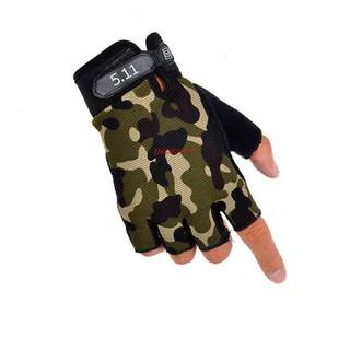 Găng tay ngón cụt 511 Màu lính size M - treem16 thumbnail