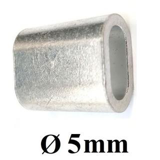 10 Cốt đầu nhôm khóa cáp [ 5mm ] - cotnhom5 thumbnail
