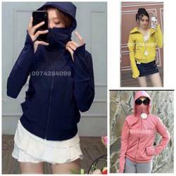 áo khoác chống nắng[CÓ VIDEO THẬT TẾ]  nữ cao cấp hàng xuất khẩu được xem hàng size xl:40-53kg,xxl:54-62kg