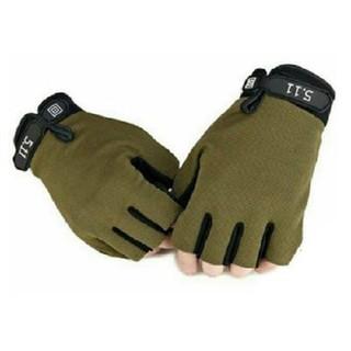 Găng tay ngón cụt 511 Xám size M - treem13 thumbnail