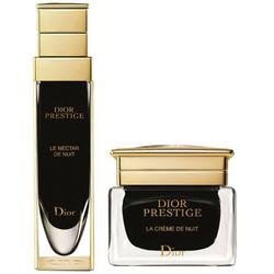 Kem dưỡng và tinh chất cao cấp  Seurm DIOR Prestige Le Nectar De Nuit ( Tester Box Trắng )