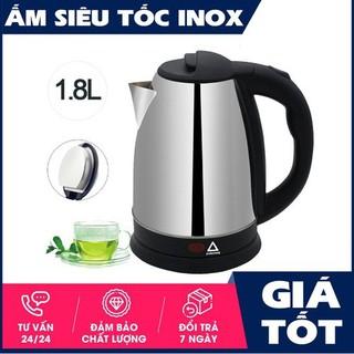 ẤM SIÊU TỐC inox 1800W- 1,8L - ẤM SIÊU TỐC inox 1800W- 1,8L thumbnail
