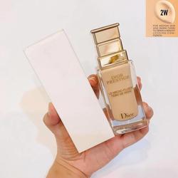 Kem nền Dior Prestige Le Micro - Fuilde tone 2W ( Tester Box Trắng )