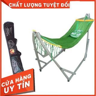 Võng Xếp Duy Lợi - Cỡ Lớn Kèm Lưới Võng Gối - 6018568210 thumbnail