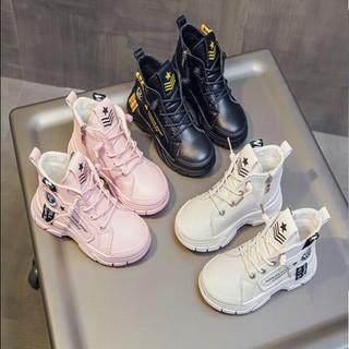 Giày Boot cho bé phong cách hàn quốc EB005 - EB005 thumbnail