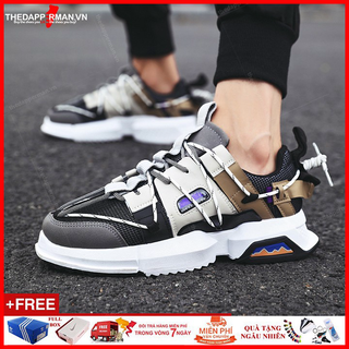 Giày Sneaker Nam King Of Shoes - dbHWSpUsMYljrN4aUgAE thumbnail