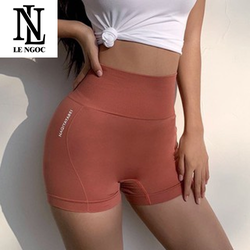 Quần tập gym ,yoga, earobic dành cho nữ cạp cao( nâng mông tôn dáng) LN208- Lê Ngọc Fashion