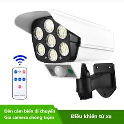 Đèn COB Cảm Biến Di Chuyển Thông Minh-Giả Camera Chống Trộm-Sử Dụng Năng Lượng Mặt trời-Chống Thấm Nước - K1138
