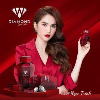Trắng Da Ngoc Trinh - Viên Uống Mờ Nám Trắng Da Chống Nắng Beauty Diamond White - Hàng Chình Hãng - DIAMOND WHITE thumbnail