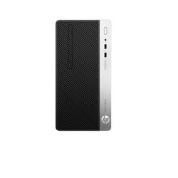 Máy tính để bàn HP ProDesk 400 G6 MT i3-9100(4*3.6)/4GD4/500G7/DVDRW/KB/M/ĐEN/DOS chính hãng