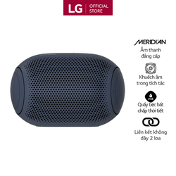 Loa Bluetooth LG XBOOM GO PL2 with MERIDIAN - LG XBOOM GO PL2