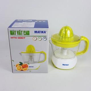Máy Vắt Cam MaTiKa chạy điện - MÁY VẮT CAM MATIKA - 5 - 0269 thumbnail