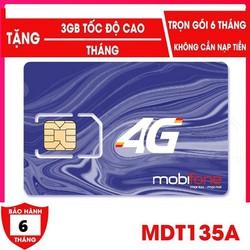 Sim điện thoại 4G Mobifone giá rẻ, data khủng, truy cập internet siêu tốc
