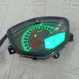 Đồng hồ điện tử koso cho xe Sirius - Exciter - G1339 4