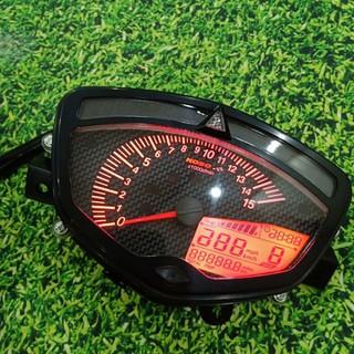Đồng hồ điện tử koso cho xe Exciter-Sirius Siêu chất - A1339 thumbnail