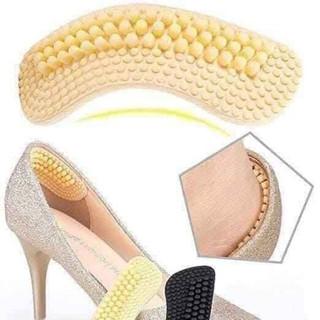 Lót giày silicon 4D siêu mềm - Sét 2 miếng lót giày - Lót giày silicon 4D -sét 2 miếng lót giày thumbnail
