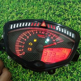 Đồng hồ điện tử koso cho xe Sirius - Exciter - G1339 thumbnail