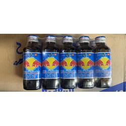 Thùng 50 chai nước tăng lực red bull Thái Lan 150ml