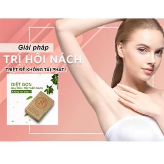 Xà Phòng Thảo Dược Loại Bỏ, Ngăn Ngừa Hôi Nách Thâm Nách Smell Body - SMELLBODY4 thumbnail