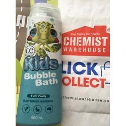 Sữa Tắm Gội Organic Trẻ Em