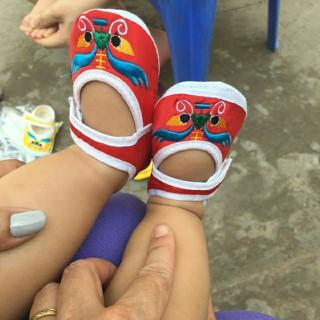 Giày tập đi êm nhẹ cho bé - gtd thumbnail
