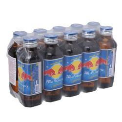 Lốc 10 chai nước tăng lực red bull Thái Lan chai thủy tinh 150ml